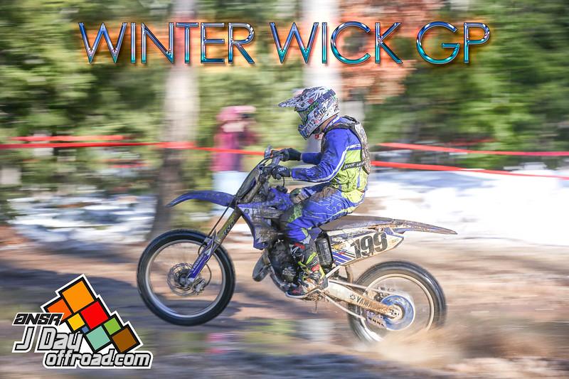 Winter Wick GP - Jday Off-Road 02-19-2017