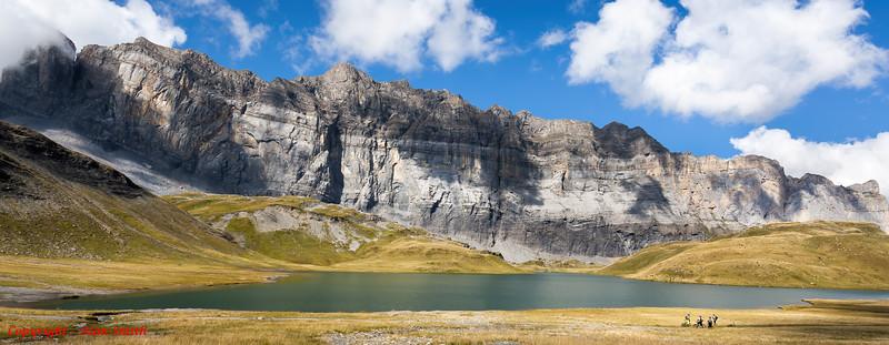 Lac d'Anterne - France