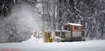 Railway Snow Clearing
