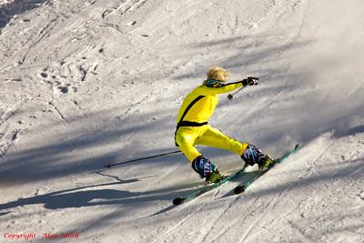 Interesting Shape - For those that Ski
