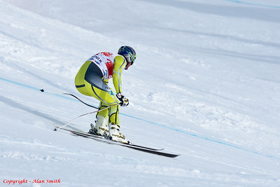 Kandahar 2012 World Cup Downhill - Chamonix Valley, France