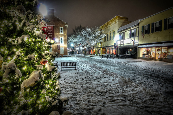 Christmas Eve Winchester 2012