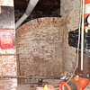 The DeBlois family vault is #11, currently situated behind the sprinkler system piping