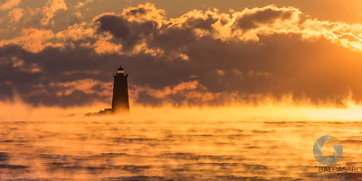 Whaleback Sea Smoke