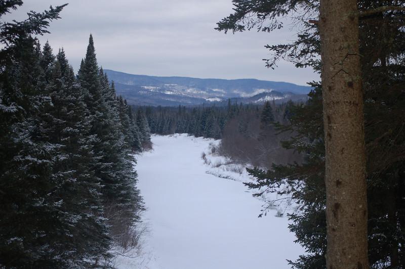 Sam's Lookout, Swift Diamond River