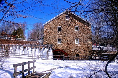 Coopers Grist Mill Chester, NJ