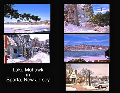 Beautiful Lake Mohawk