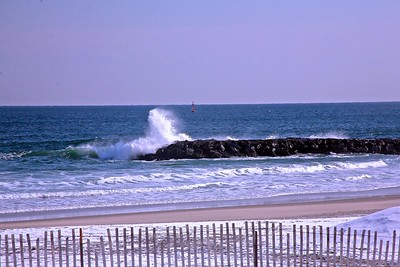 The Jersey Shore in Winter