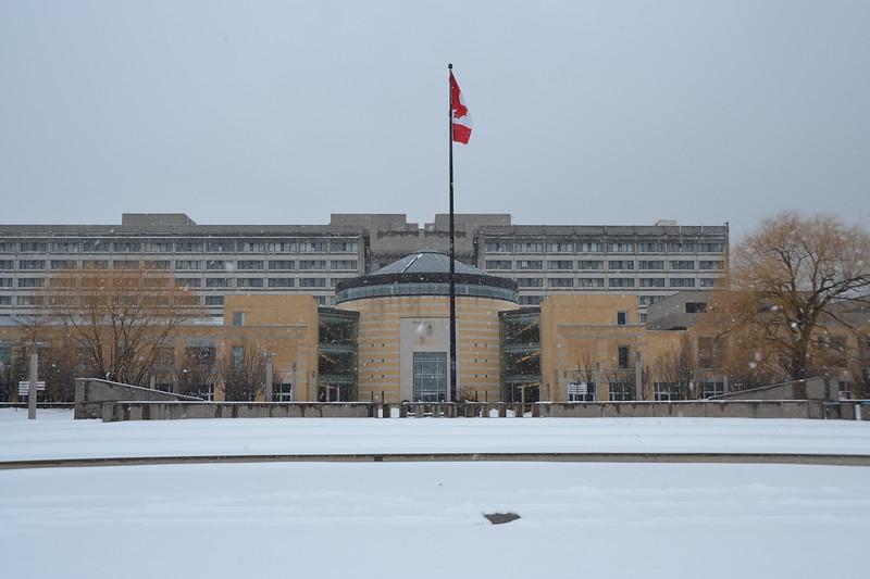 Toronto - Snow Scenes