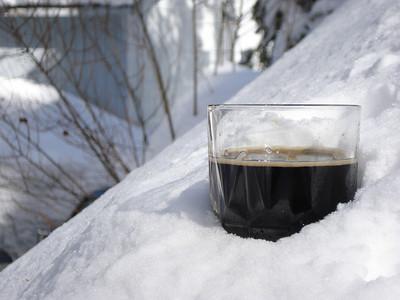 Snow Beer!!!
