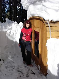 Sauna Excavation