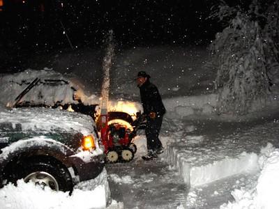 Driveway 01-18-2010