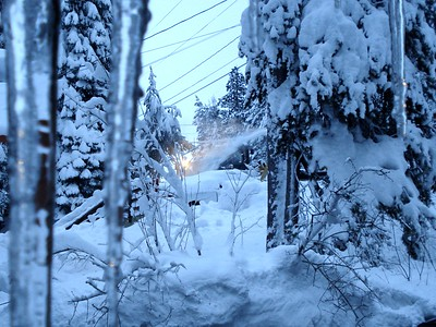 Snow Chunker 01-14-2017