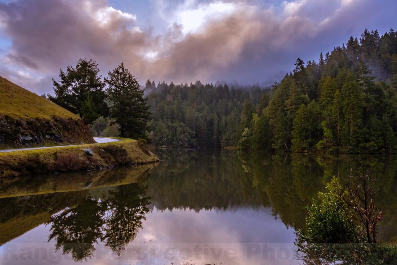 Morning at Alpine Lake