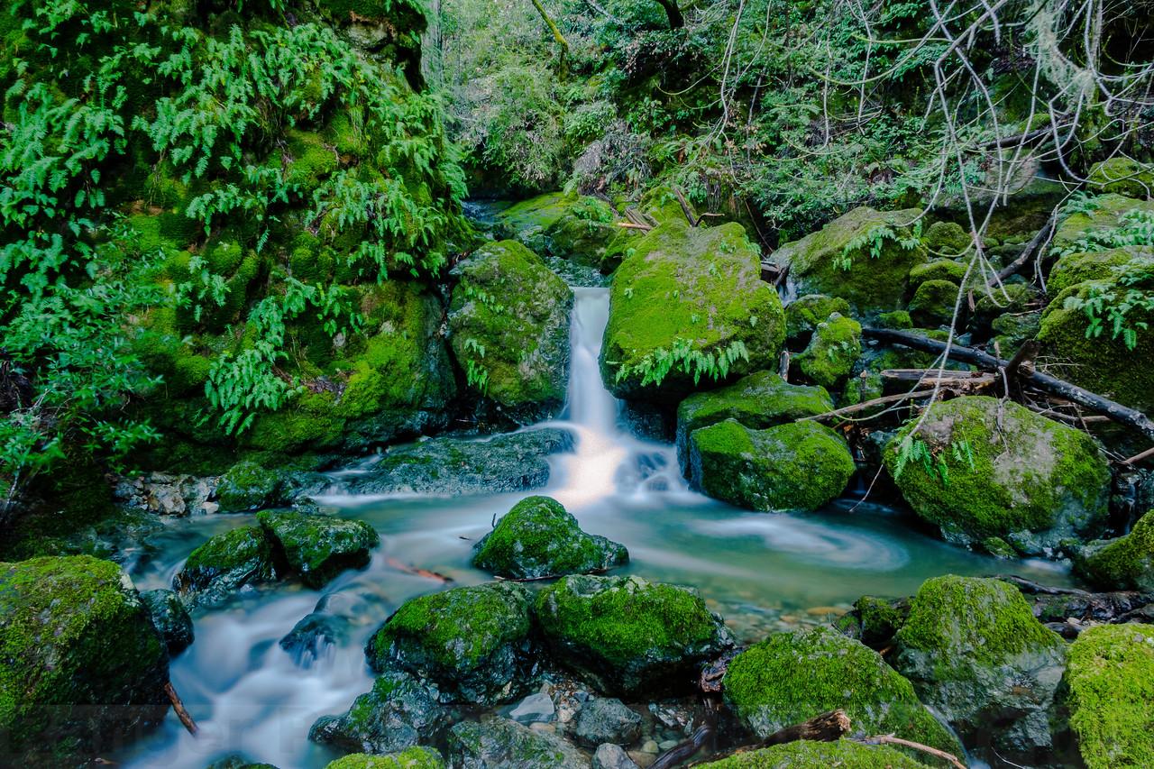Cataract Creek at Cataract Creek Bridge