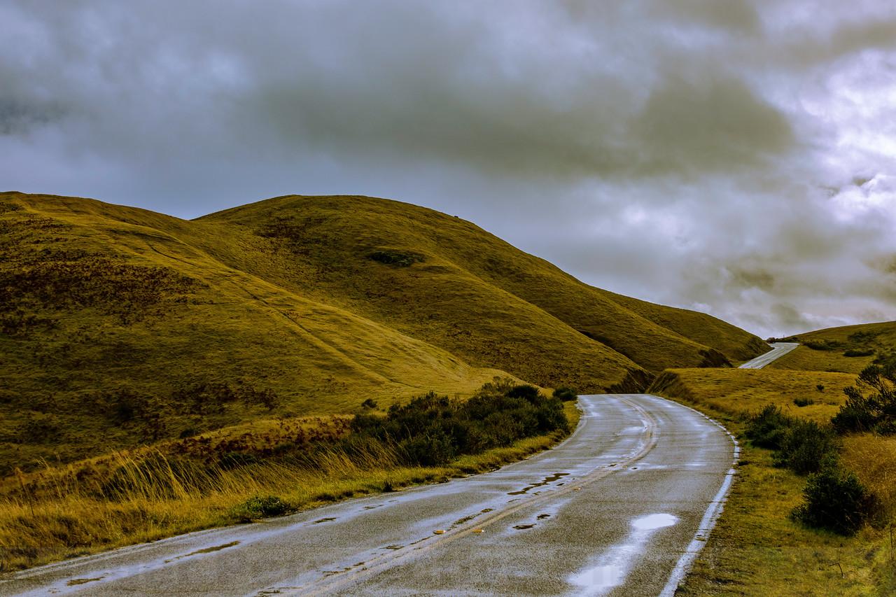 Ridgecrest:Threatening Skies