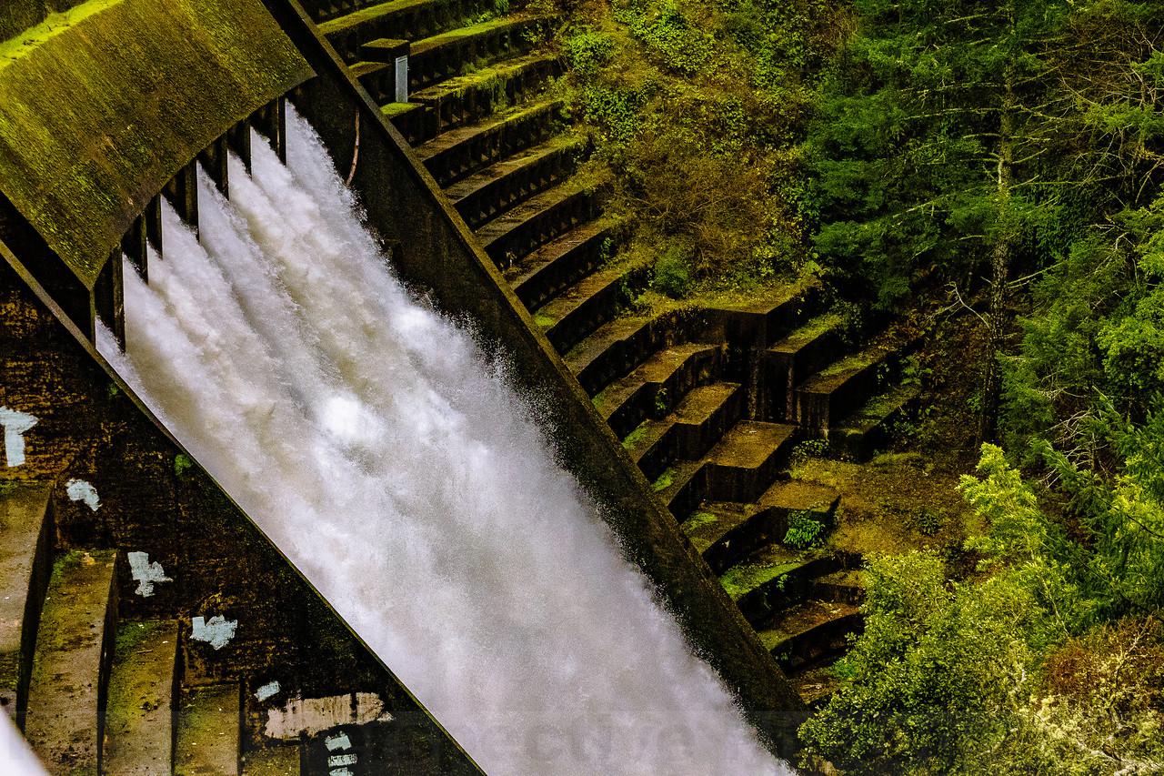 Alpine Dam: The Power of Water
