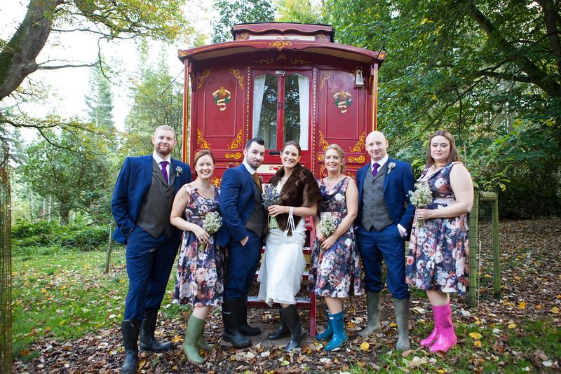 Wedding Photography by Jenny, winter wedding