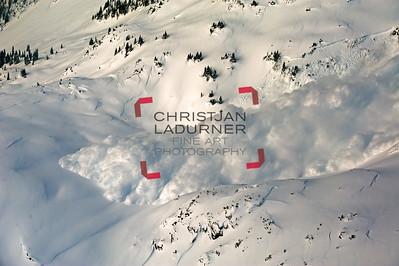 Adamant mountain range - Canada
