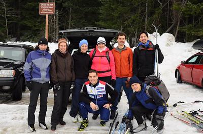 Cabin, xc-ski