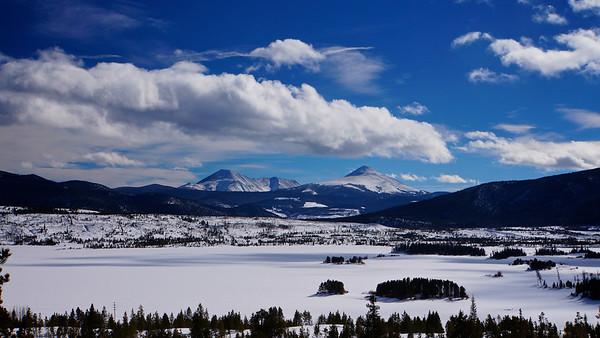 Lake Dillion, CO