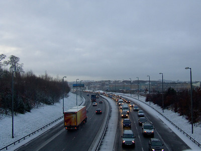 The M77 at Pollock