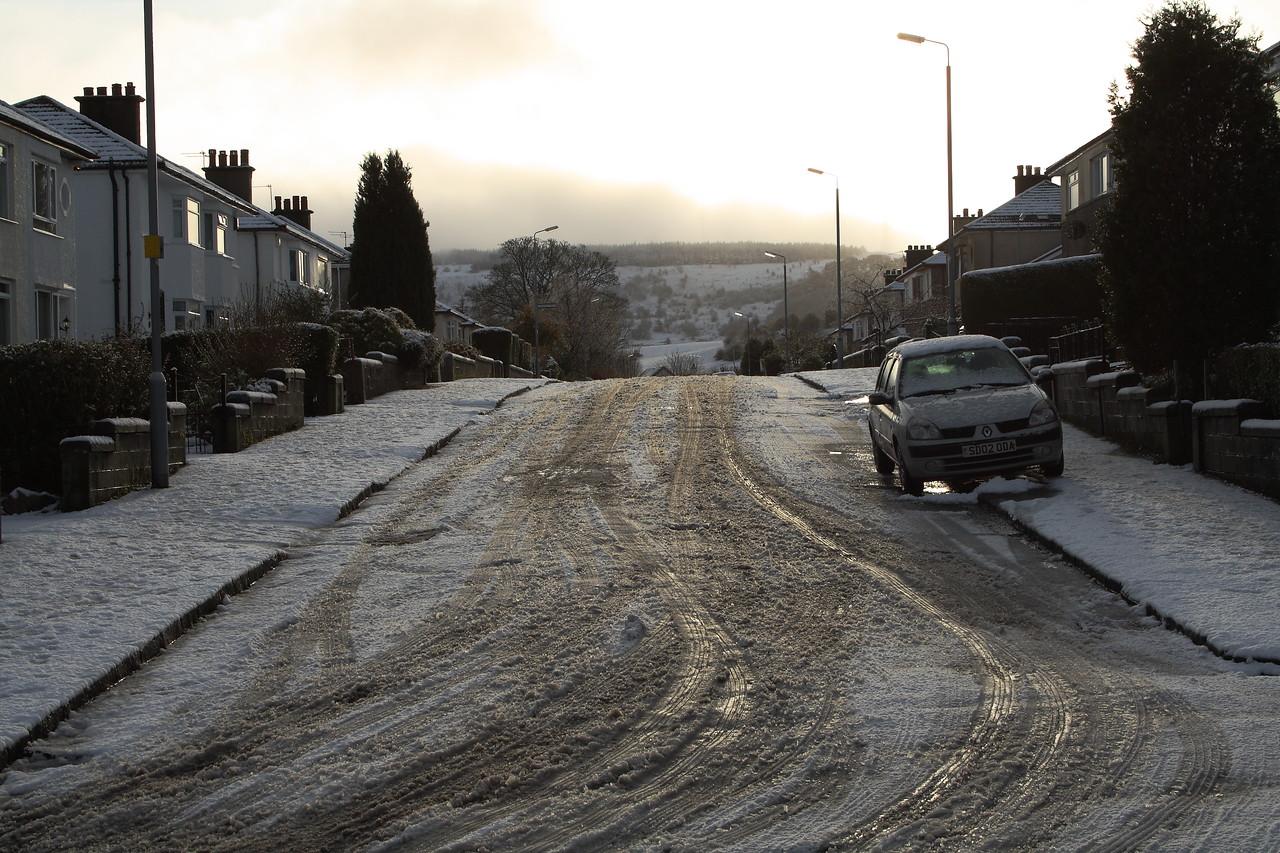 Balmoral Road in Johnstone