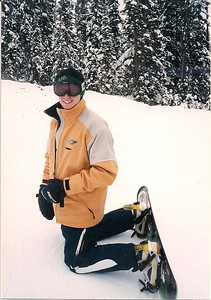 Bright colors at Discovery Ski Area in 1999