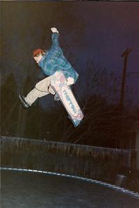 Dirty skate punk!