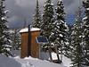 Pass Creek Yurt 2014