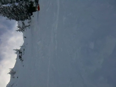 Throne chutes with the cool kids club.....sideways like all the videos from this season