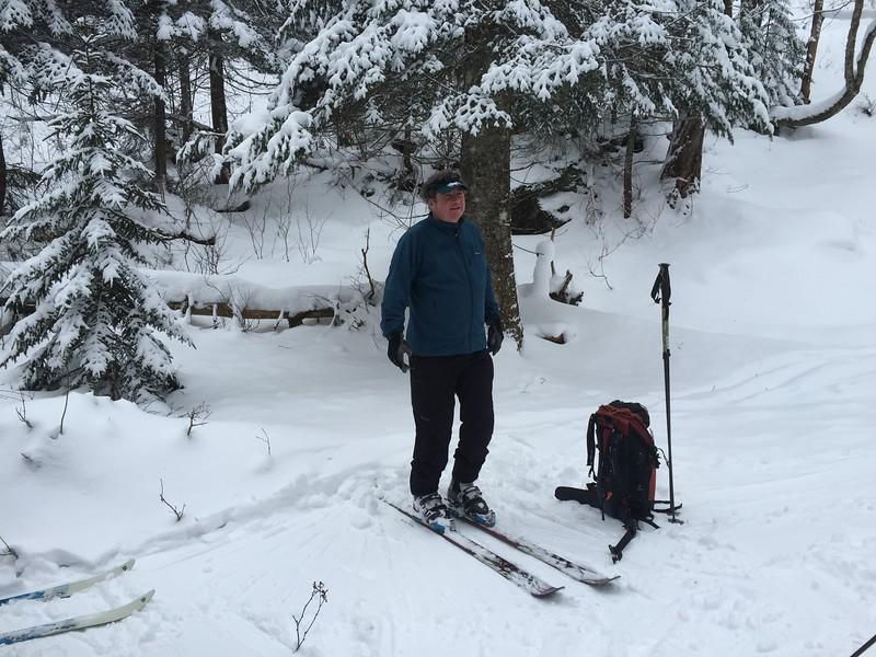 Ski to sloppytalk and back 1/17/16.