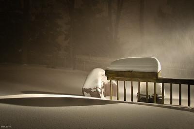 Winter Night  Dec 2010