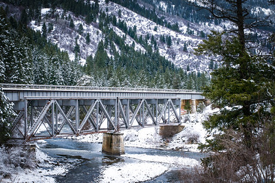 Bridge Over Payette