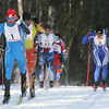 Credit: Bob Wilkinson<br /> <br /> Cross-country skiing is a popular sport during Fairbanks' winters.