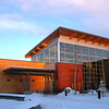 Credit: Angie Cerny/FCVB<br /> <br /> The Morris Thompson Cultural and Visitors Center.