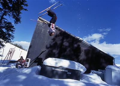 Telemark House Flip