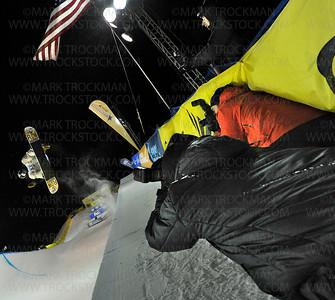PHOTOGS WORKING - FIS World Cup Halfpipe - FS HP FINALS - Copper Mtn, CO - 21 Dec, 2013 - Photo: M.Trockman/JDP©2013