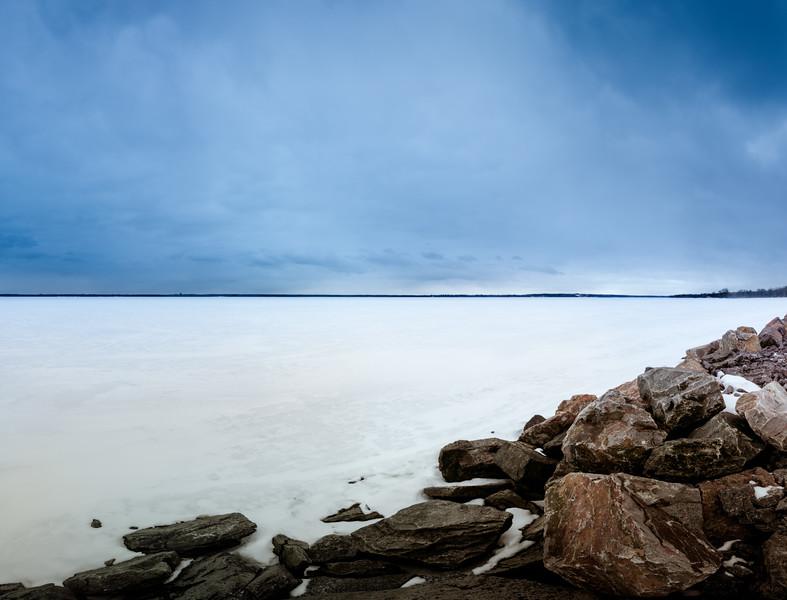 Solitude at Aylmer Marina on a Spring night?