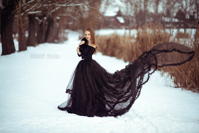 Szonja - Winter Fashion