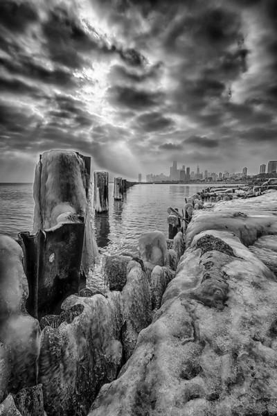 """ice-lake-city #2"""