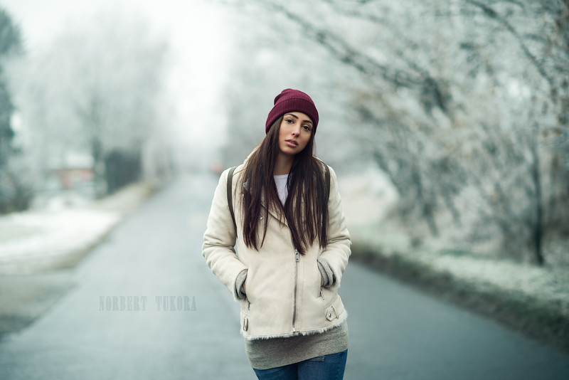 Tamara - Winter Natural Light