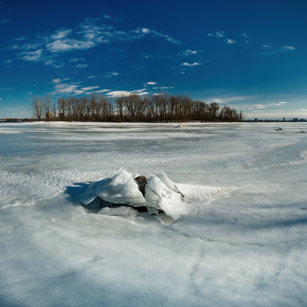 Sunny Afternoon on the Ottawa River
