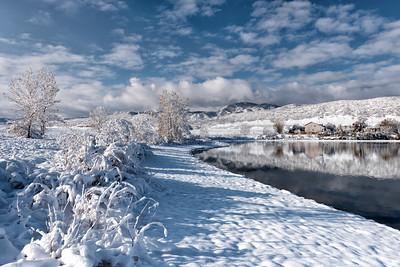 Front Range Fall Snow