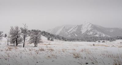 Flatirons | Boulder, CO