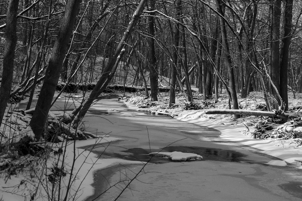 """winter creek"""