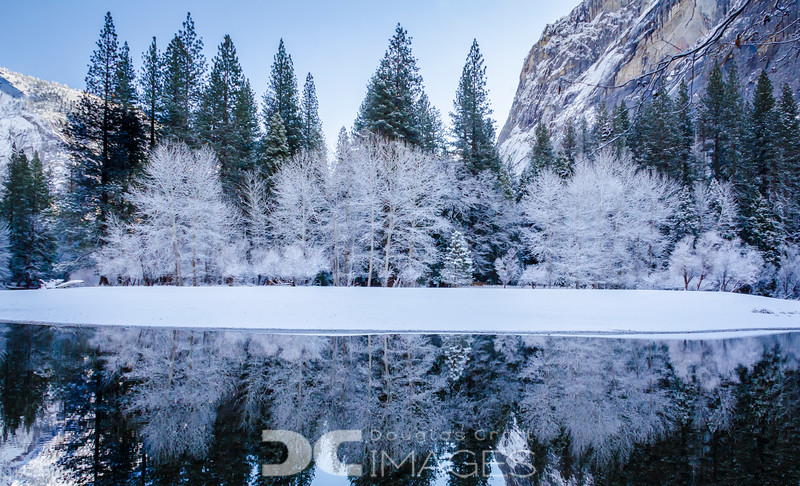 Winter in the Valley