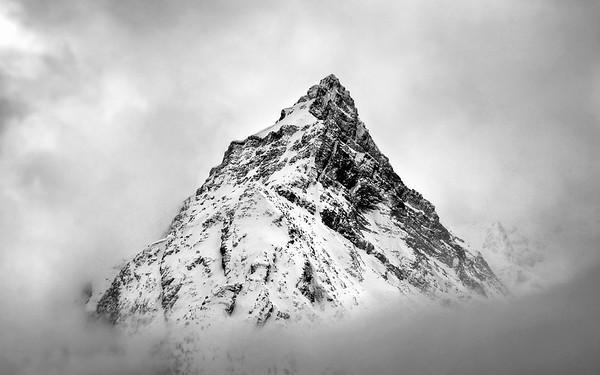 Pevril Peak