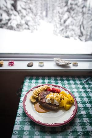 Backcountry Breakfast