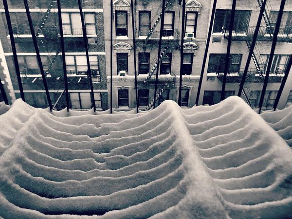 Surfs Up - Winter in New York